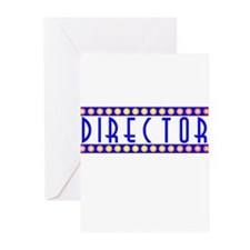 Director Greeting Cards (Pk of 20)