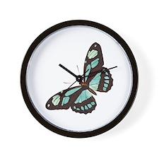 Cute Tribe Wall Clock