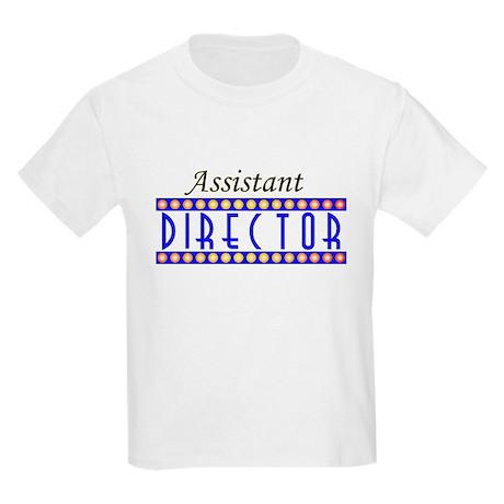 assistant.psd Kids Light T-Shirt
