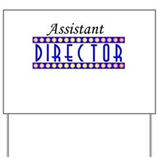 assistant.psd Yard Sign