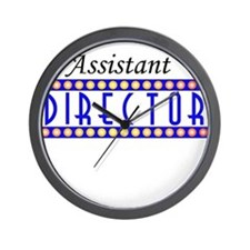 assistant.psd Wall Clock