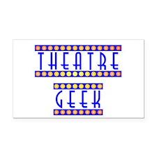 theatregeek2.psd Rectangle Car Magnet