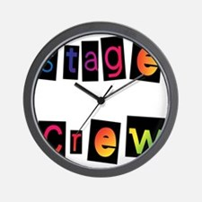 stage.psd Wall Clock