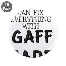 """gaff.psd 3.5"""" Button (10 pack)"""