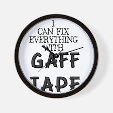 gaff.psd Wall Clock