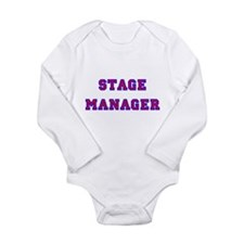 sm2.psd Long Sleeve Infant Bodysuit