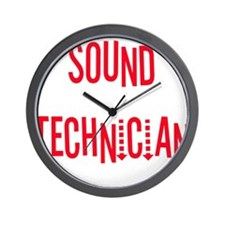 sound.psd Wall Clock