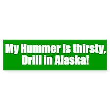 Thirty Hummer Bumper Bumper Sticker