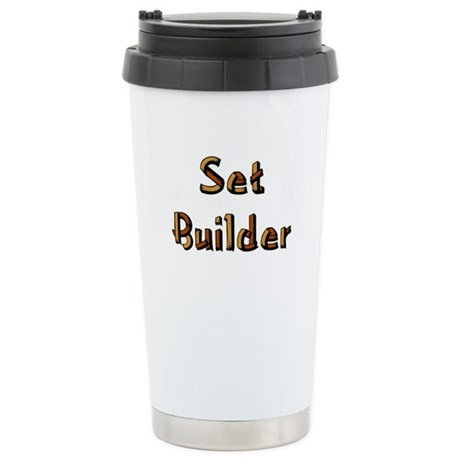 setbuilderblack.psd Stainless Steel Travel Mug