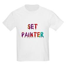 setpainter1.psd T-Shirt