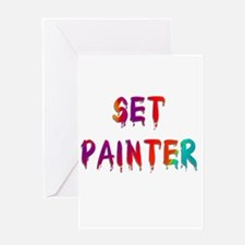 setpainter1.psd Greeting Card