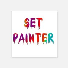 "setpainter1.psd Square Sticker 3"" x 3"""