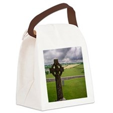 cross1.jpg Canvas Lunch Bag