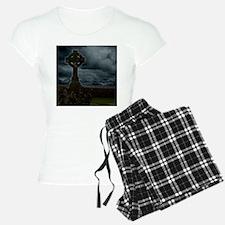 celtic cross V.jpg Pajamas