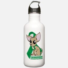 Chihuahuas for Cerebral Palsy Water Bottle