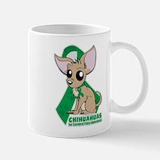 Chihuahuas for Cerebral Palsy Mug