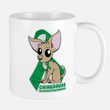 Chihuahuas for Cerebral Palsy Small Small Mug