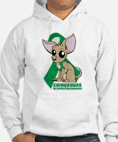 Chihuahuas for Cerebral Palsy Hoodie