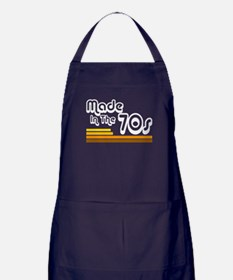 'Made in the 70s' Apron (dark)