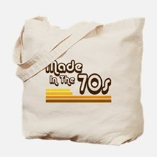 'Made in the 70s' Tote Bag