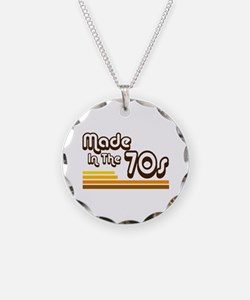 'Made in the 70s' Necklace