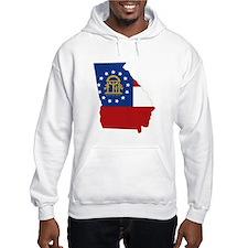 Georgia Flag Hoodie