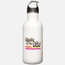 'Made in the 80s' Water Bottle