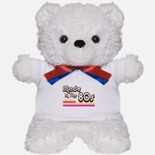 'Made in the 80s' Teddy Bear