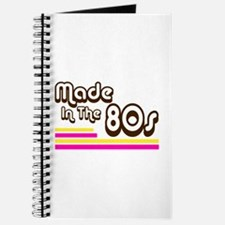 'Made in the 80s' Journal