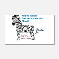 EDS AWARENESS INFO Car Magnet 20 x 12