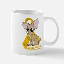Chihuahuas for Childhood Cancer Mug