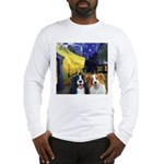 Cafe Dogs Long Sleeve T-Shirt