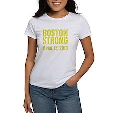 Boston Strong - Yellow #2 T-Shirt