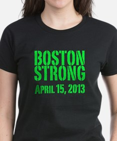Boston Strong - Green T-Shirt