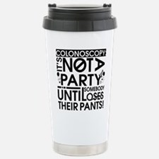 Colonoscopy- Its Not A Party Until Somebody Loses