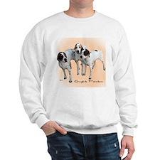 English Pointers Sweatshirt