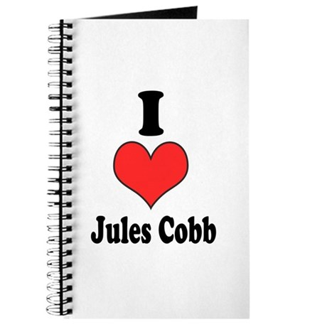 I Heart Jules Cobb 1 Journal
