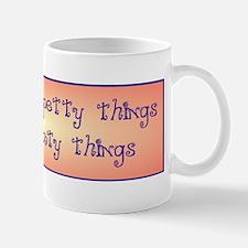 Don't Sweat it Mug