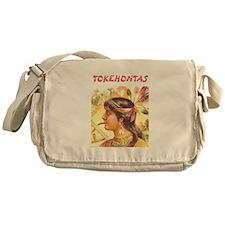 TOKEHONTAS Messenger Bag