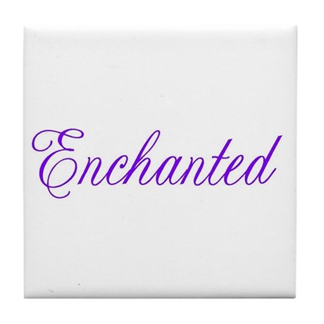 Enchanted Tile Coaster