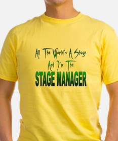 Stage Manager T
