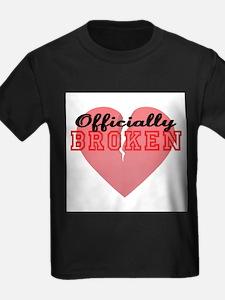 Officially Broken T