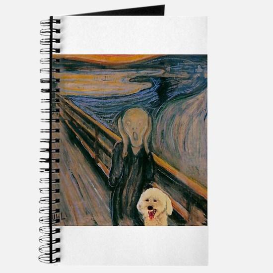 Bichon Scream Journal