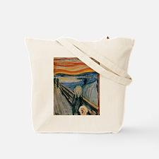 Bichon Scream Tote Bag