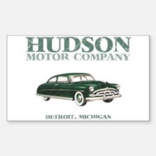 Hudson Rectangle Decal