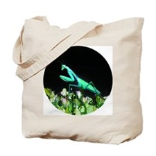 Praying Mantis II Tote Bag