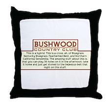 CADDYSHACK MOVIE HYBRID GRASS Throw Pillow