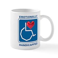 Emotionally Handicapped Mug