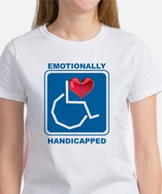 Emotionally Handicapped T-Shirt