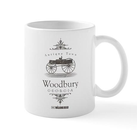 Walking Dead Woodbury Georgia Mug